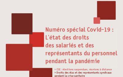 Connaître ses droits avec le Repères Spécial Covid19