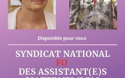 Découvrez le syndicat national FO des Assistant(e)s Maternel(le)s