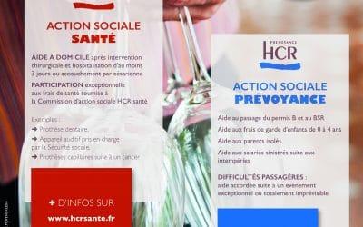 Hôtels, Cafés et Restaurants : dispositifs d'aides sociales