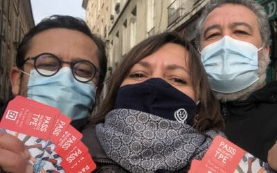 PASS Solidarité TPE : la distribution se poursuit à Grenoble et Avignon